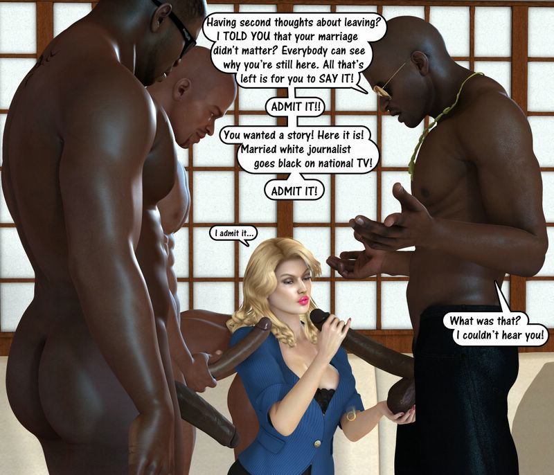 Freaky interracial porn the point
